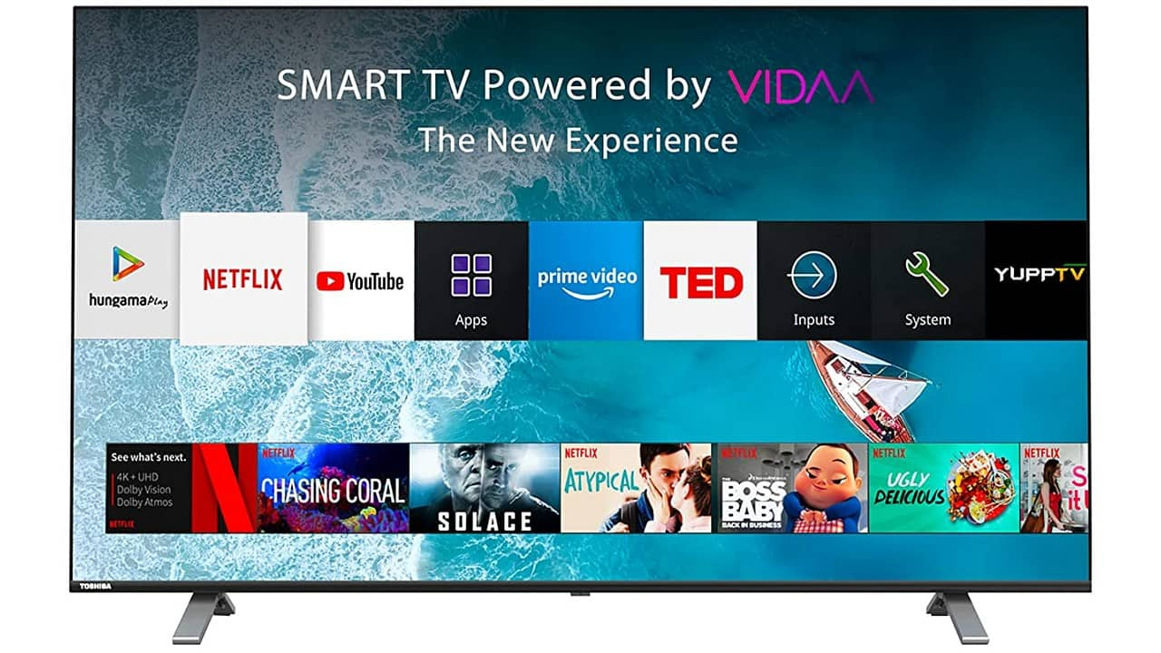 Toshiba 50U5050 4K Smart TV