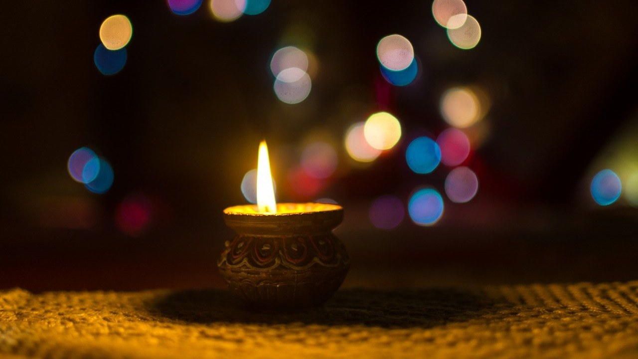 Diwali will be celebrated on 14 November this year. Image: Pixabay