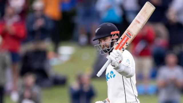 Kane Williamson should have been out for 177 on the first ball after the first of two rain stoppages, but as has happened several times in the Test the chance was put down, this time by Azhar Ali, who earlier in the day had dropped Henry Nicholls short of his century. AFP