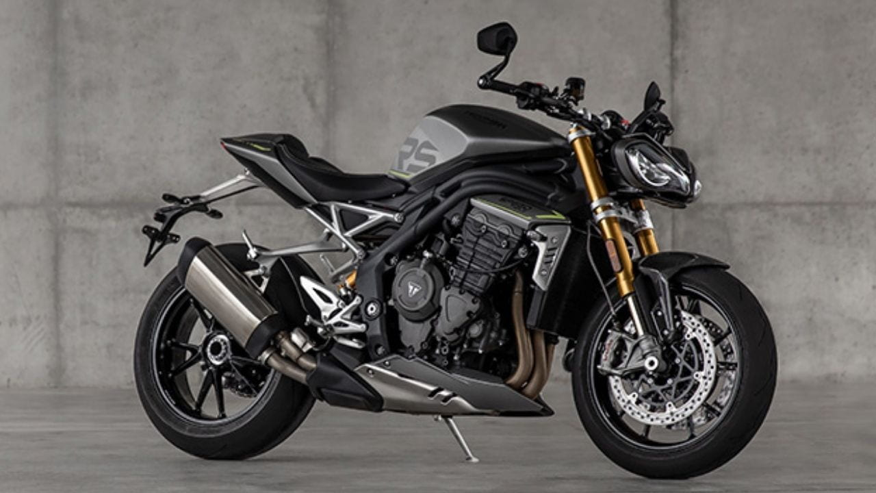 2021 Triumph Speed Triple 2100 RS