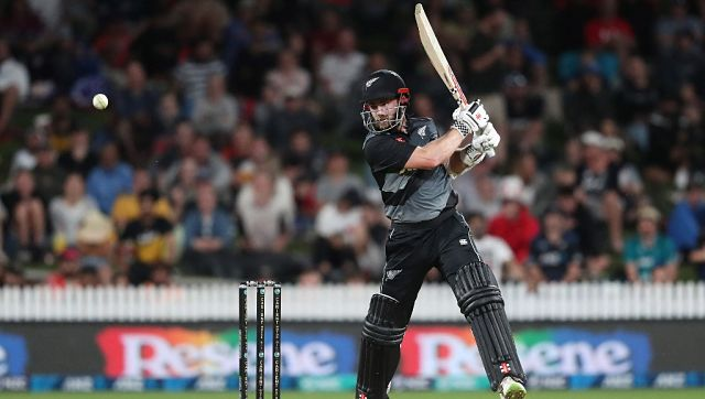 New Zealand's Kane Williamson. AFP