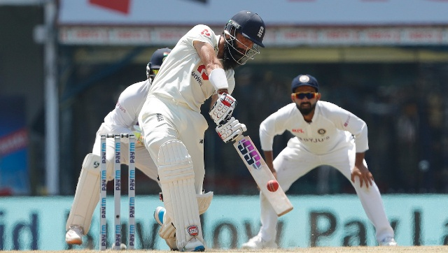 The visitors were never in the game, even in their second essay but Moeen enjoyed his time in the middle, hammering 43 off just 18 balls before being dismissed by Kuldeep and stumped by Pant. Besides, he picked up eight wickets in the Test. Sportzpics