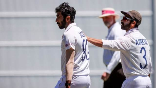"Jasprit Bumrah praised Root and said that key to him playing well was ""reading the trajectory well and staying low"" while facing the spinners. AFP"