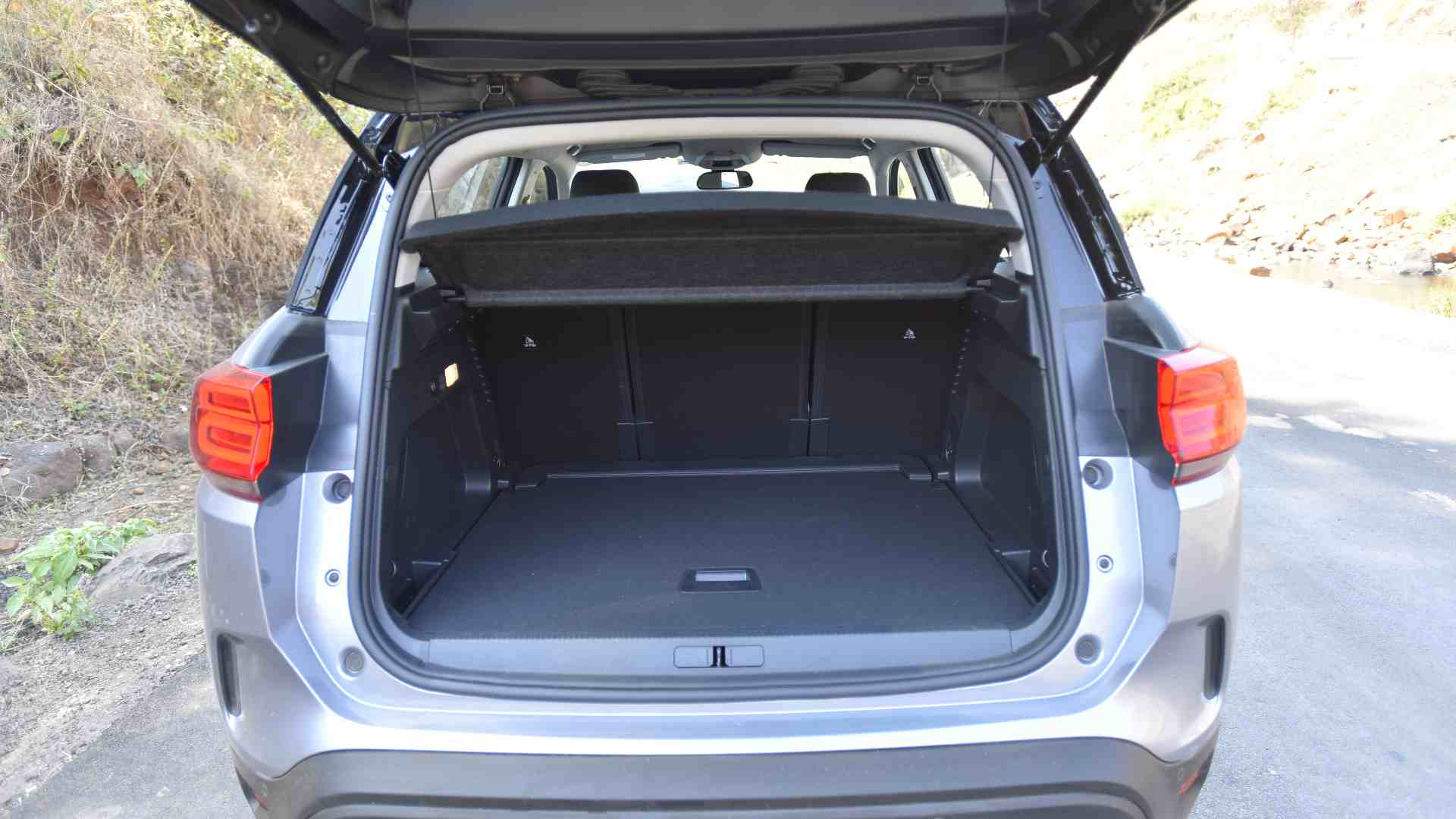 580-litre boot has enough room to comfortably gobble up luggage. Image: Overdrive/Anis Shaikh