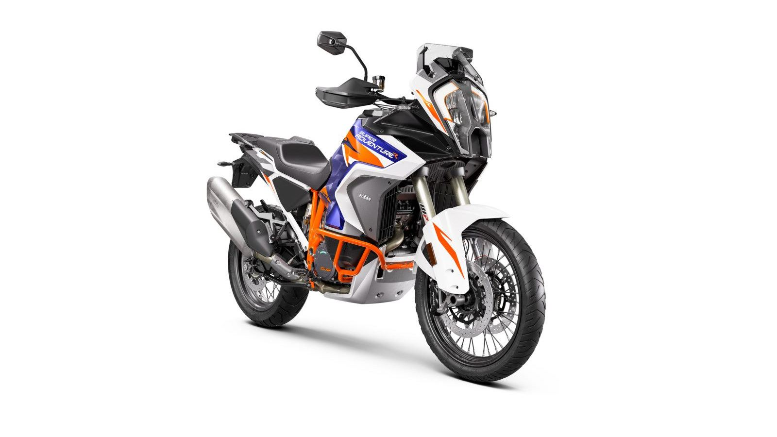 Off Road Focused Ktm 1290 Super Adventure R Breaks Cover Packs More Suspension Travel