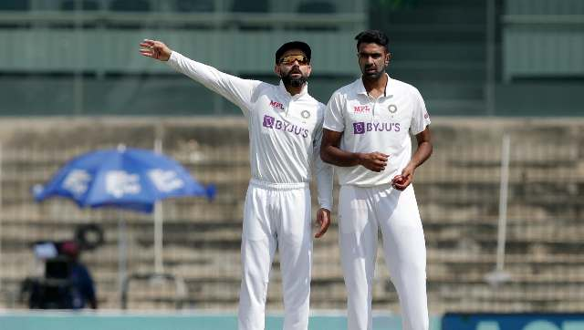 India skipper Virat Kohli and R Ashwin have criticised the lack of quality of SG balls, which are used in Tests across India. Sportzpics