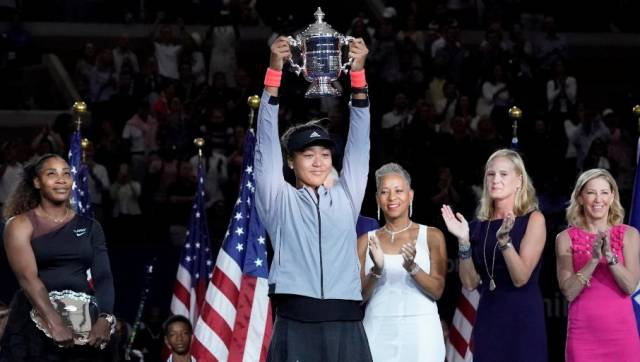 Naomi Osaka won her first Grand Slam title at US Open in 2018. Reuters