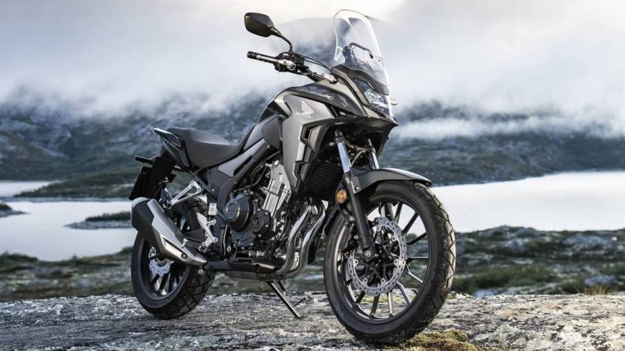The Honda CB500X's on-road price in India is likely to be around the Rs 7 lakh mark. Image: Honda