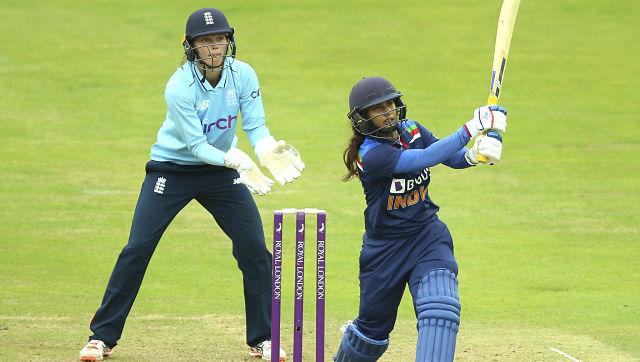 India captain Mithali Raj needs to ste up in the 2nd ODI. AP