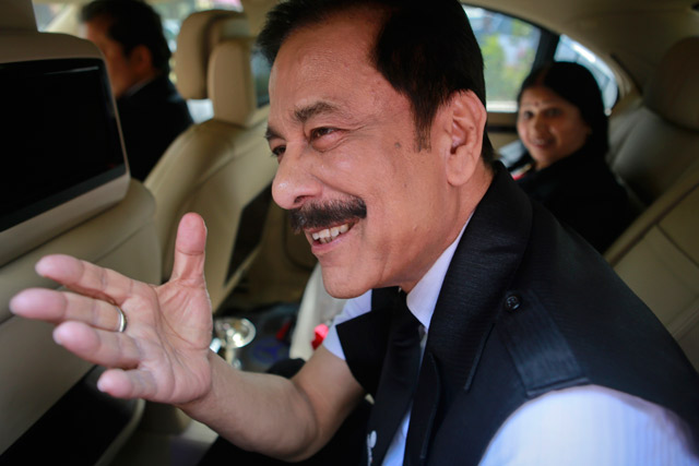 These are the 3 properties Sahara's Subrata Roy i