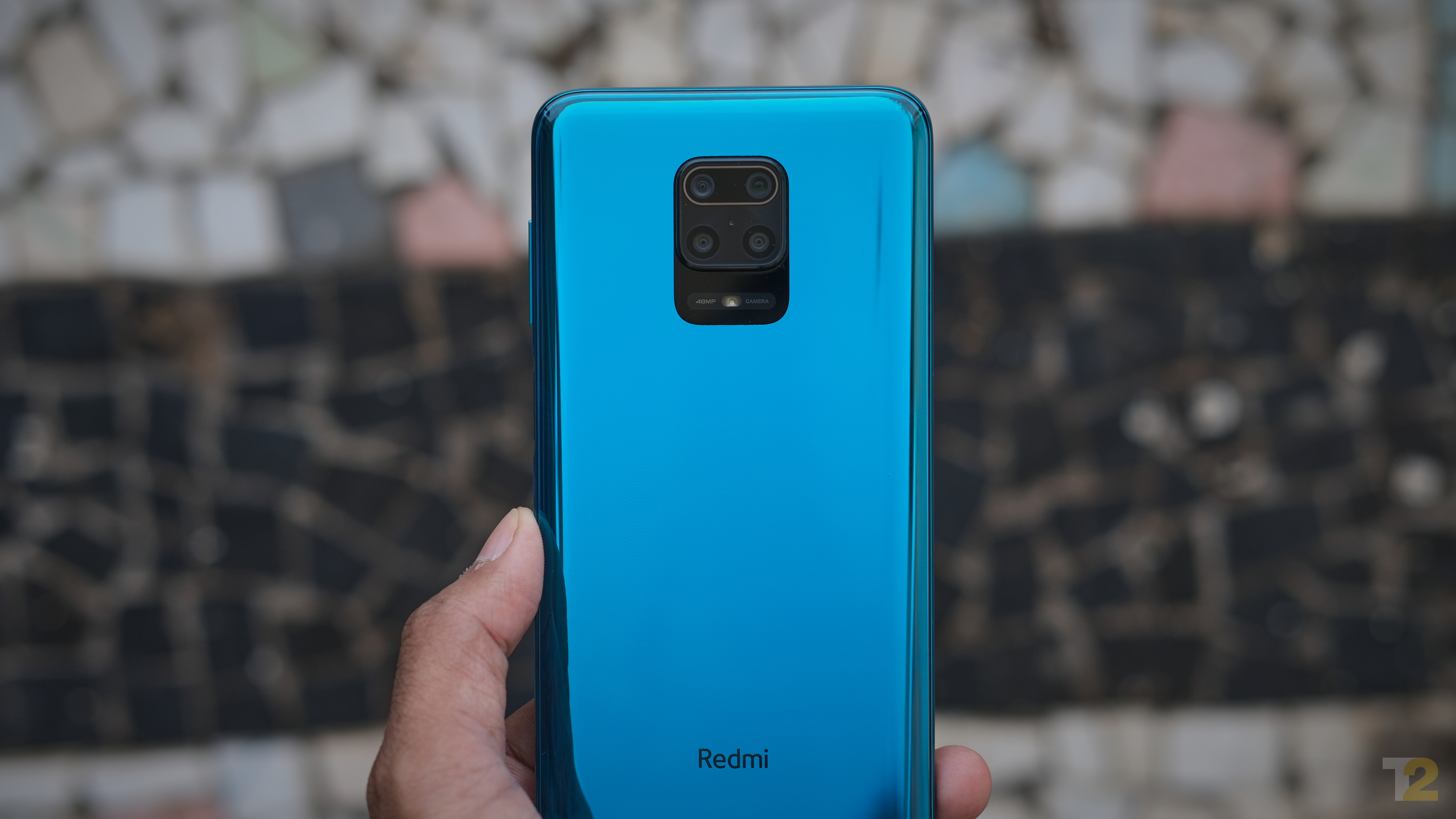 The quad camera setup on the rear of the phones is good, but the Max's 64 MP primary camera is leagues ahead of the Pro's 48 MP unit. Image: Anirudh Regidi