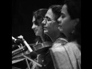 Violin maestro Dr N Rajam and her family on their three generation-spanning art