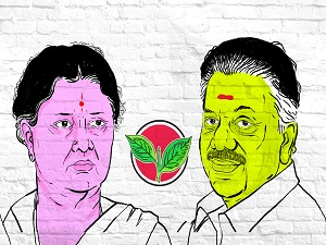 Meet the cast of Tamil Nadu's political drama: AIADMK theatre's key players