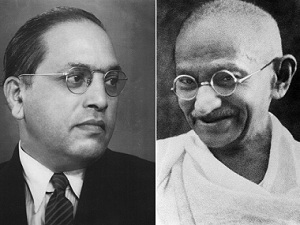 Ambedkar's stature has risen, while Gandhi's has waned: The changing perception of leaders' legacies